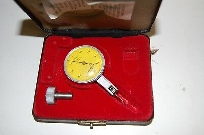 Metric Mercer Dial Test Indicator 0.01 Graduations New