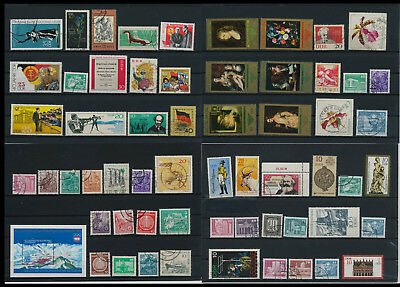 Stamps of Old Germany, DDR, Alliierte Besatzung, used,  great Lot (AA 9)