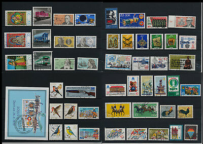 Stamps of Old Germany, DDR, Alliierte Besatzung, used,  great Lot (DDR 75)