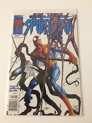 The Amazing Spiderman #22! Venom! Low Print Run! 2000 Marvel Comics!