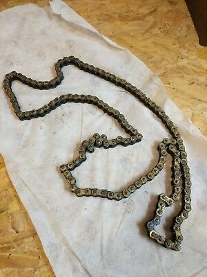 Heavy Duty Motorcycle Drive Chain GOLD for Sinnis Apache 125