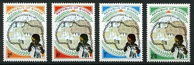 Nigeria Biafra 1969 Mnh Set Second Anniversary Of Independence, Child