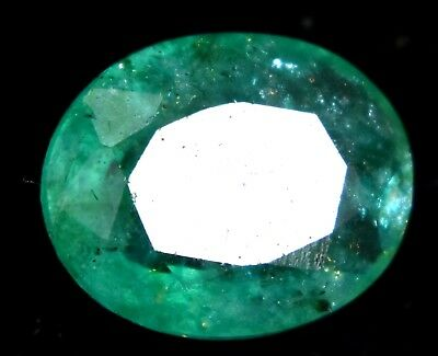 7.30 Ct Natural Green Colombian Emerald AGSL Certified Loose Gem Stone From Muzo