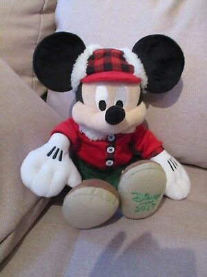 Stofftier Mickey Mouse