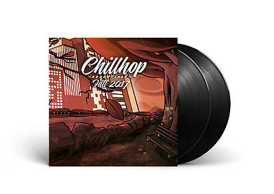 CHILLHOP ESSENTIALS SUMMER 2017 Vinyl 2xLP Limited Edition x
