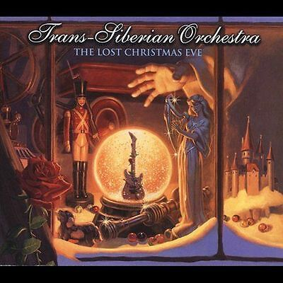 The Lost Christmas Eve- Trans-Siberian Orchestra (CD, 2004, Lava Records (CD)