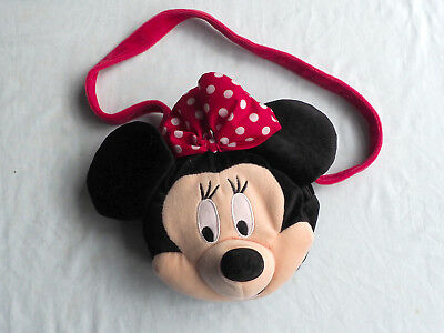 Genuine Disney Mickey Minnie Mouse Childs Bag Excellent
