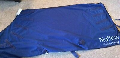 """Bioflo Magnotherapy Blue Rug 6'9"""""""