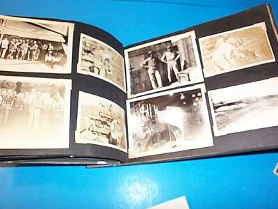 Ww2 Photo Album Mariana Islands 80 Plus Photos Wwii Pictures Trench Art Album