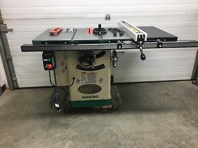 "Grizzly G0690 10"" Table Saw"