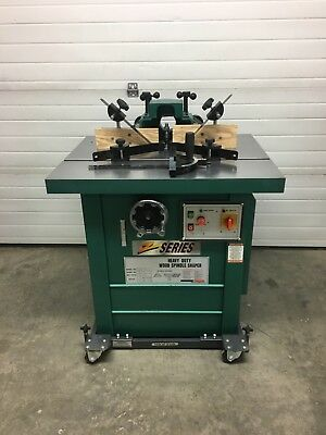 Grizzly 5HP Z Series Shaper