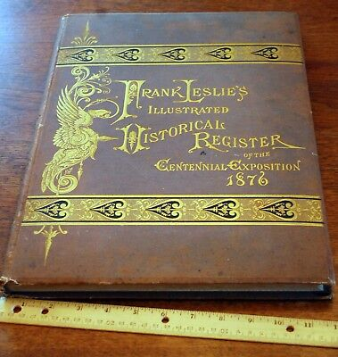 Frank Leslie's Illustrated Historical Register of the Centennial Expedition 1876