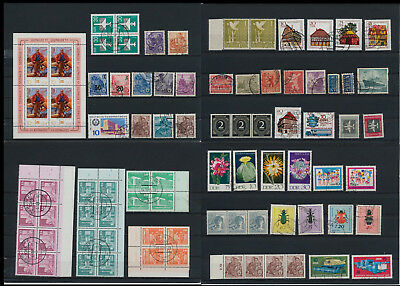 Stamps of Old Germany, DDR, Alliierte Besatzung, used,  great Lot (QS 13)