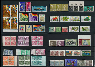 Stamps of Old Germany, DDR, Alliierte Besatzung, used,  great Lot (QS 19)