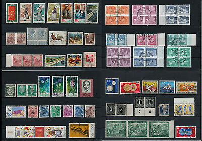 Stamps of Old Germany, DDR, Alliierte Besatzung, used,  great Lot (QS 37)