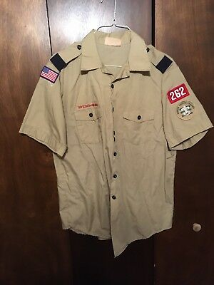 boy scout class a adult Extra Large #17