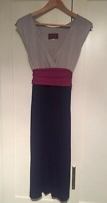 tiffany rose maternity dress size 3 (size 12)