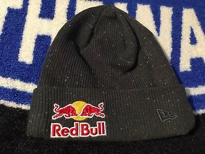 RED BULL NEW Era ATHLETE HAT Cap Beanie -  150.00  3c3116bce88