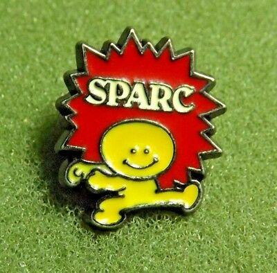 Wendy's SPARC Employee Award Lapel Pin Smiling People Attract Regular Customers