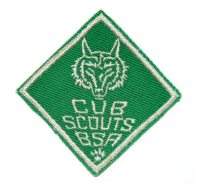 Cub Scouts BSA – Vintage Cubmaster's Badge Type C-CUM2 1940/1966 - Used