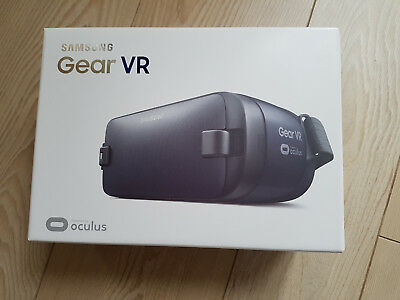 Samsung Gear VR Brille SM-R323 blue/black in OVP - neuwertig