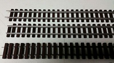 "Gargraves S Gauge Track Bundle, 63401SW(2pcs) and 37"" 401SW(3pcs) 2Rail"