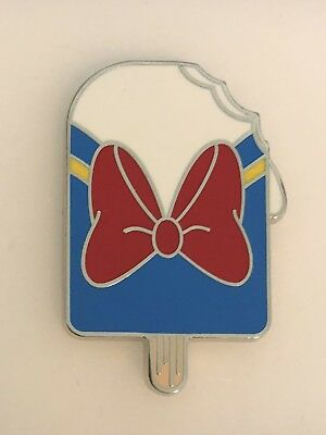 Walt Disney Donald Duck 2018 Ice Cream Popsicle Collectible Mystery Trading Pin