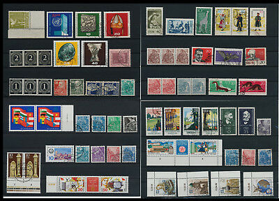 Stamps of Old Germany, DDR, Alliierte Besatzung, used,  great Lot (QT 5)