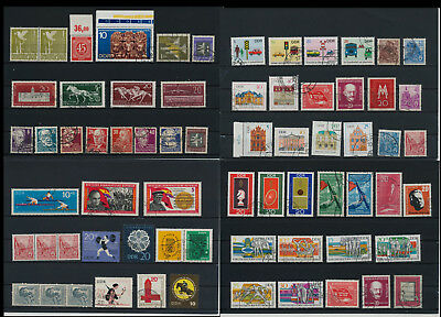 Stamps of Old Germany, DDR, Alliierte Besatzung, used,  great Lot (QT 21)