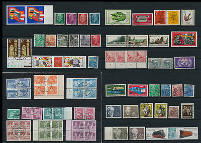 Stamps of Old Germany, DDR, Alliierte Besatzung, used,  great Lot (QT 23)