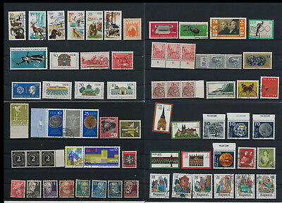 Stamps of Old Germany, DDR, Alliierte Besatzung, used,  great Lot (QT 27)