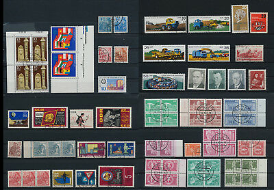 Stamps of Old Germany, DDR, Alliierte Besatzung, used,  great Lot (QT 29)
