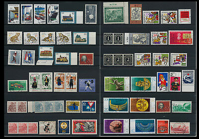 Stamps of Old Germany, DDR, Alliierte Besatzung, used,  great Lot (QT 31)