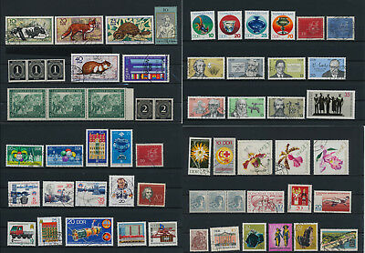 Stamps of Old Germany, DDR, Alliierte Besatzung, used,  great Lot (QT 33)