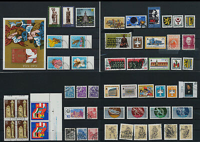 Stamps of Old Germany, DDR, Alliierte Besatzung, used,  great Lot (QT 35)