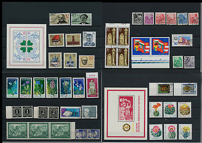 Stamps of Old Germany, DDR, Alliierte Besatzung, used,  great Lot (QT 39)