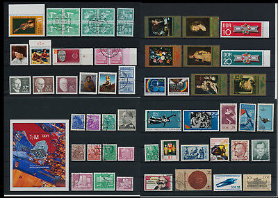 Stamps of Old Germany, DDR, Alliierte Besatzung, used,  great Lot (G 19)