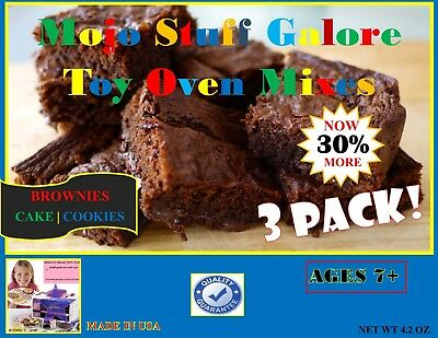 Easy-Bake-Refill-Super-Pack-Oven-Mix-3-Mixes-Mojo-Ultimate-Cookies-Cake-Brownie