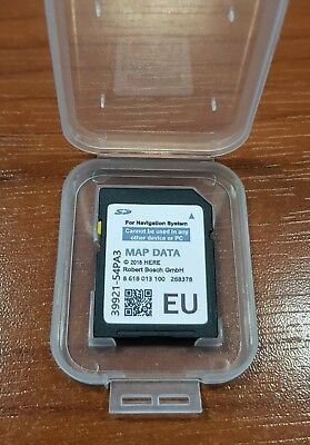SUZUKI SLDA Navigation SD Card FULL EUROPE MAP 2018/2019 NEWEST BOSCH VITARA SX4