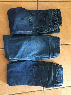 Girls Size 6 DEnim Jeans Pants Bulk Lot