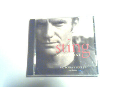 Sting ‎– Songs Of Love (Victoria's Secret Exclusive)CD, A&M Records  2003