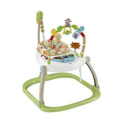 FISHER-PRICE Trotteur Jumperoo compact