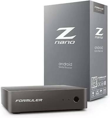 FORMULER Z NANO OTT BOX TV demodulateur IPTV IP