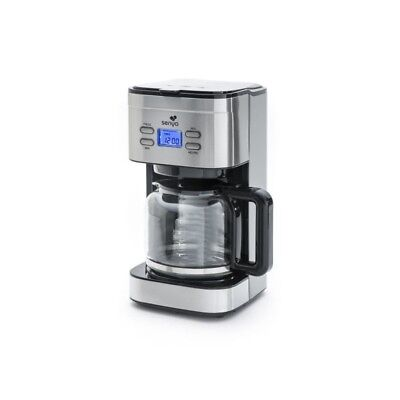 SENYA SYBF-CM019 Cafetiere filtre programmable Family Coffee - 1,5L