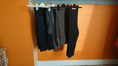 4 Piece Maternity Trouser Bundle size 10/12