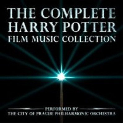 The Complete Harry Potter Film Music Collection CD NEU