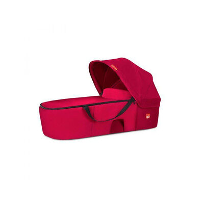 GB Nacelle Ultra compact Cot to go Taille cabine - Cherry Red