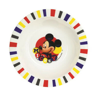 MICKEY Assiette micro-ondable - Blanc