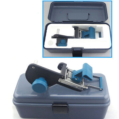 Manual WoodWork Portable Edge Banding Machine for 2 Types of Shape