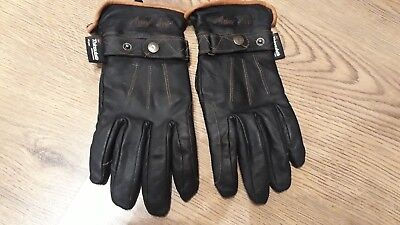 Mark Todd Thinsulate leather Winter Riding Gloves Size M